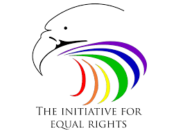 The logo of the Initiative for Equal Rights